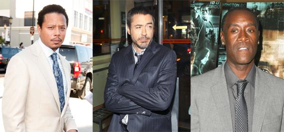 Robert Downey Jr. Speaks on Howard 'IM2′ Firing
