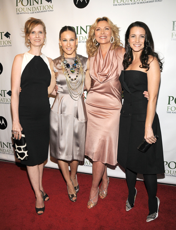 Sarah Jessica Parker to Kim Cattrall: Slow Your Roll