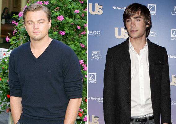 Leo to Zac: 'Not so Fast, Pretty Boy!'