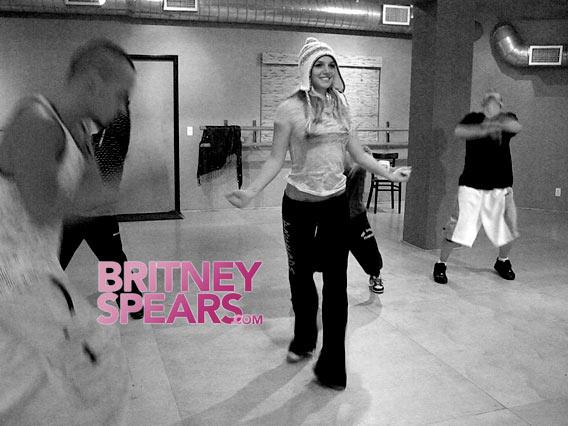 Britney Spears' Dance Break