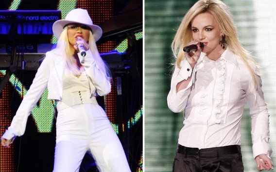 Christina Aguilera Won't Talk Smack on Britney Spears