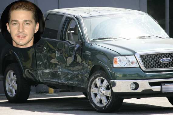 What the Truck? Shia LaBeouf's Pickup Is on eBay