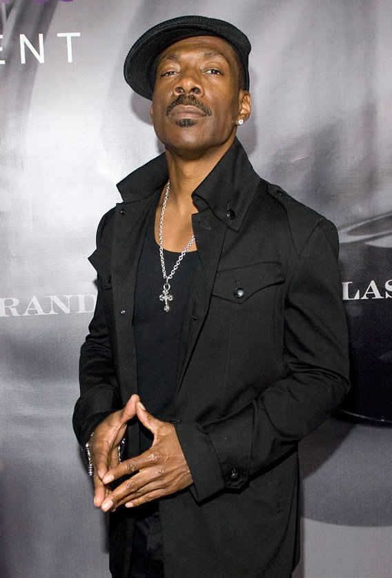 Eddie Murphy  Wants to Party All the Time
