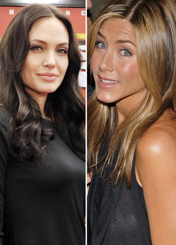 Jennifer Aniston Vs. Angelina Jolie: Verbal Catfight