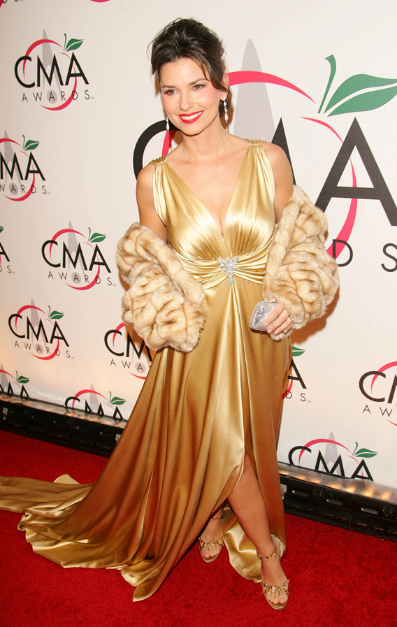 Shania Twain to Appear on Tonight's 2008 CMAs