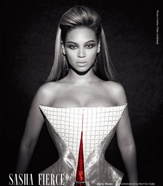 Beyonce's Looking Fierce: New Sasha Photos
