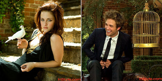 The 'Twilight' Cast Does 'InStyle'