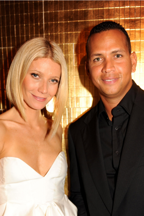 Gwyneth & A-Rod Collide in Miami