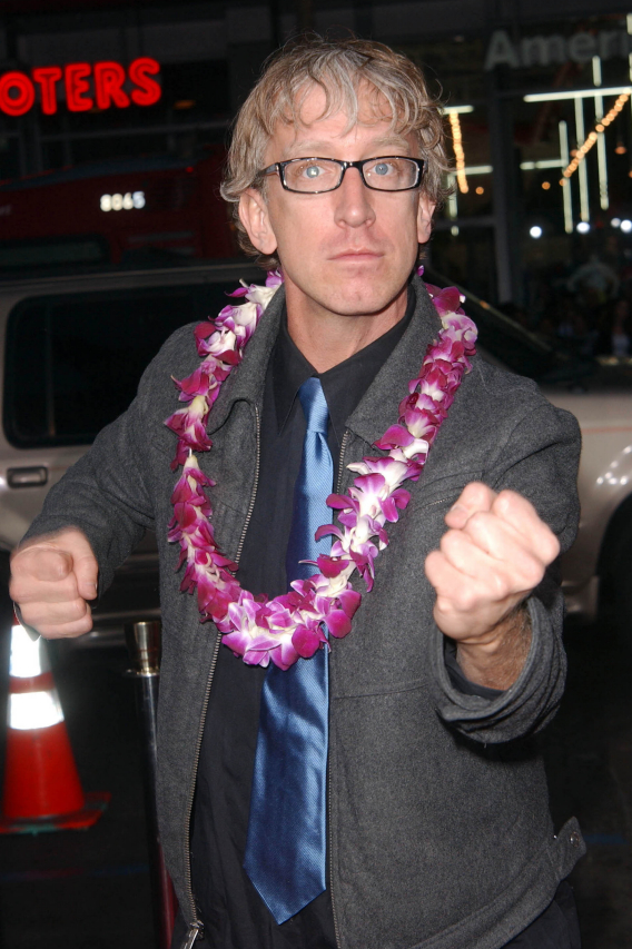 Andy Dick Back in Fighting Shape?
