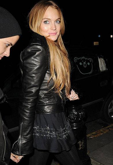 Lindsay Lohan: Engaged and Enraged?