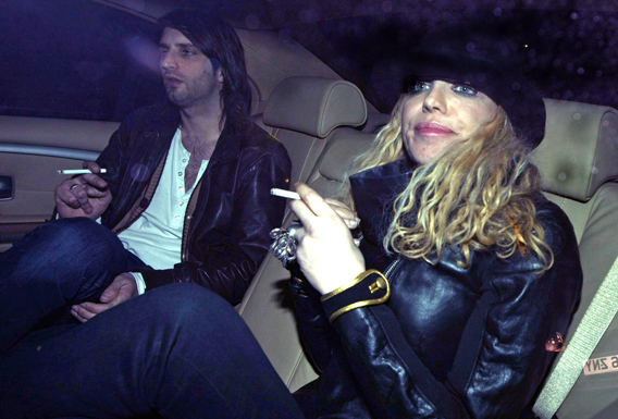 Courtney Love Needs Another Hobby