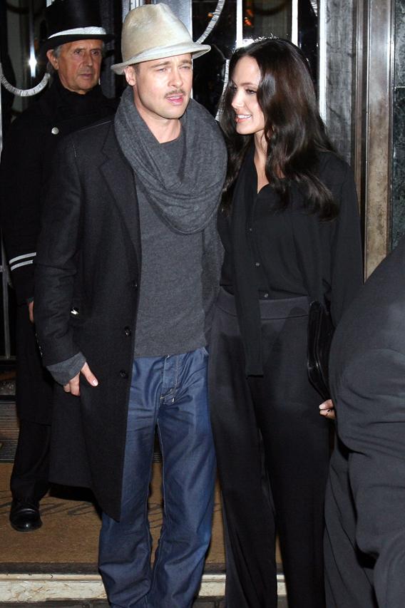 Angelina Jolie and Brad Pitt: So in Love