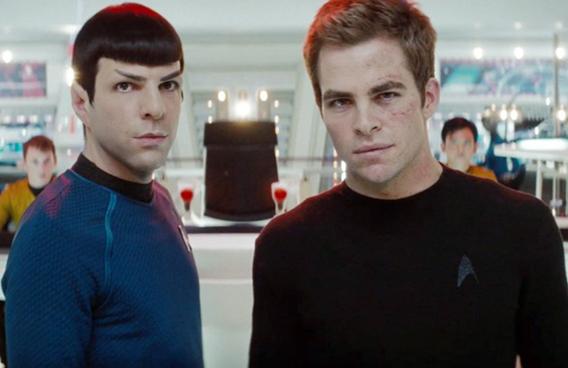 Video: New 'Star Trek' Trailer in Erotic Warp Speed