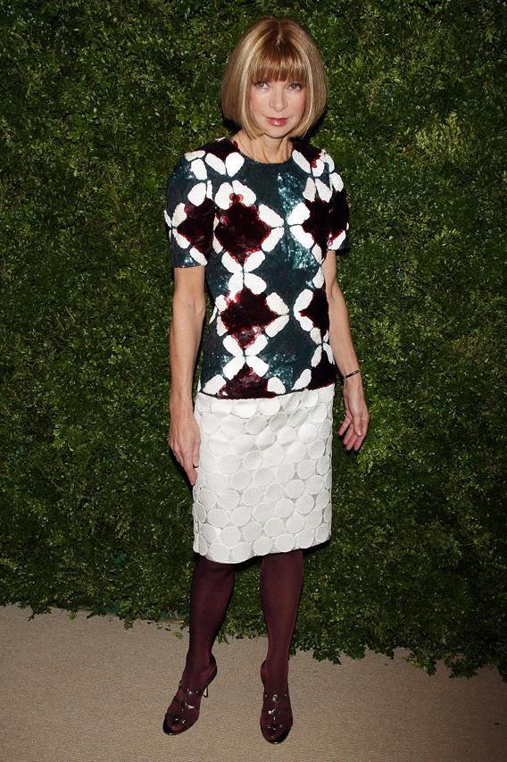Anna Wintour No Longer En 'Vogue'?