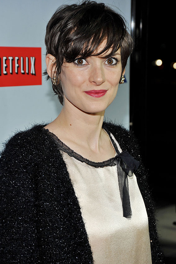 Winona Ryder Hospitalized After Air Sickness