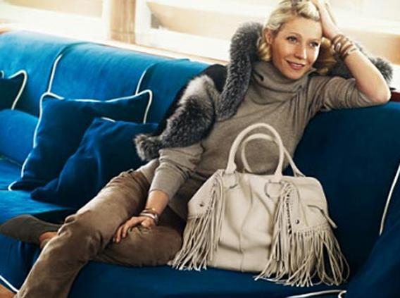 Gwyneth Paltrow Makes Nice With PETA