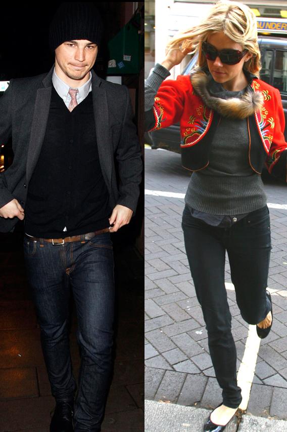 Josh Hartnett: Sienna Miller's Rebound?