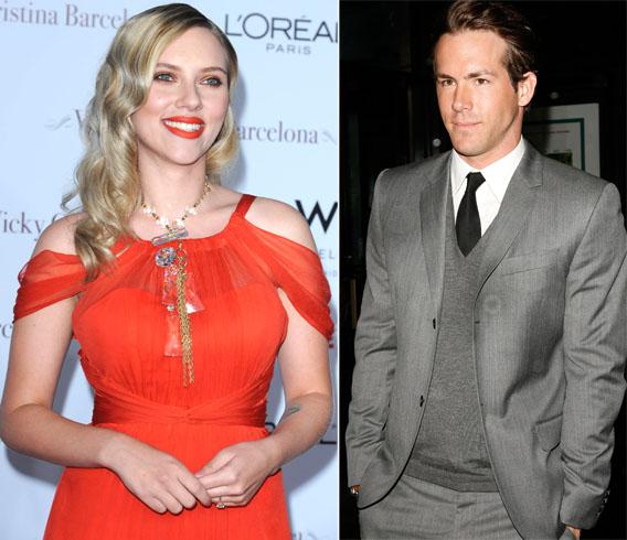 Scarlett Johansson, Ryan Reynolds Can't Wait for Kids
