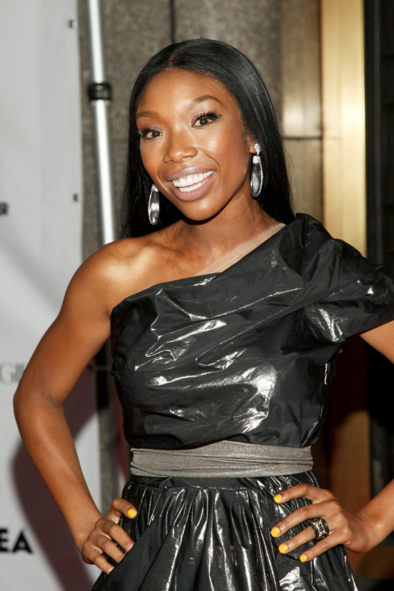 Brandy On Her Sham Marriage to Robert Smith