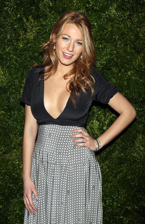 'Gossip Girl' Star Blake: She Ain't So Lively!