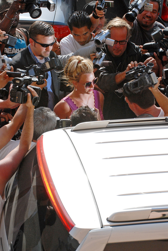 Britney Spears Fans: Cast Out and Left Behind