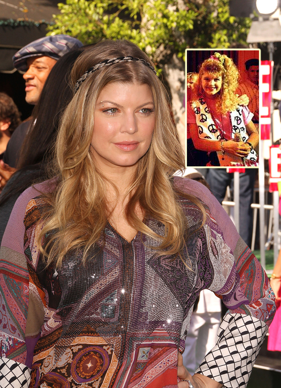 Remember When: Fergie Was on Kids Incorporated?