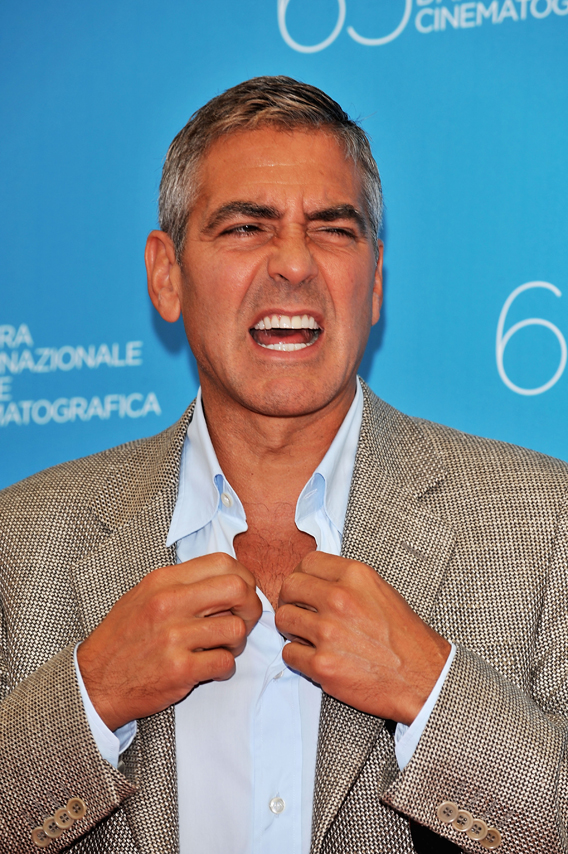 Be Thankful For: George Clooney's Single Status