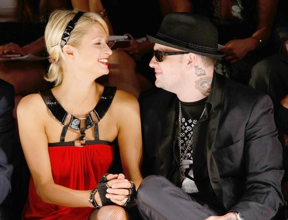 Paris Hilton on Benji Madden: 'I'm Still In Love'