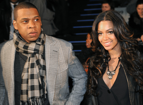 Jay-Z and Beyoncé top 'Forbes' Power Couple List
