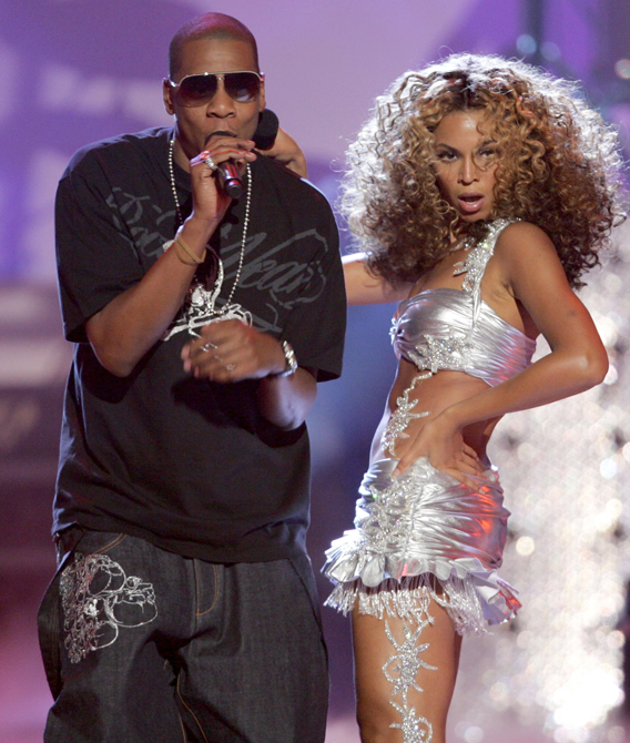 Be Thankful For: Beyonce and Jay-Z Out in the Open