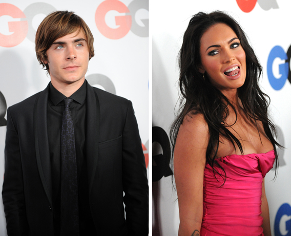 Megan Fox Is Feeling Zac Efron