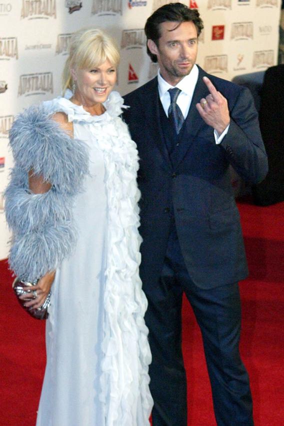 Nicole Kidman Shacked Up With Hugh Jackman's Wife