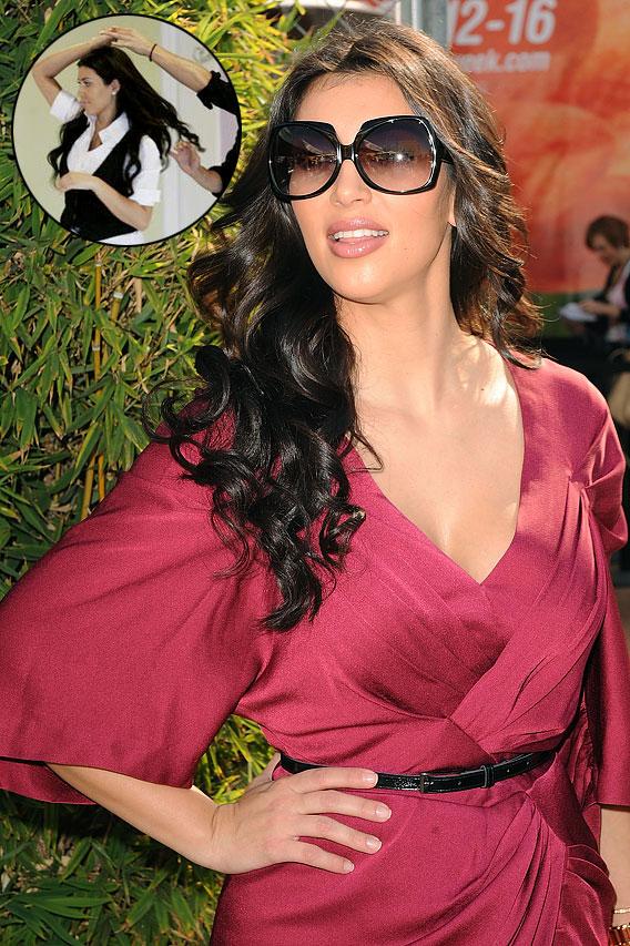 Kim Kardashian Mambos Back Onto 'DWTS'