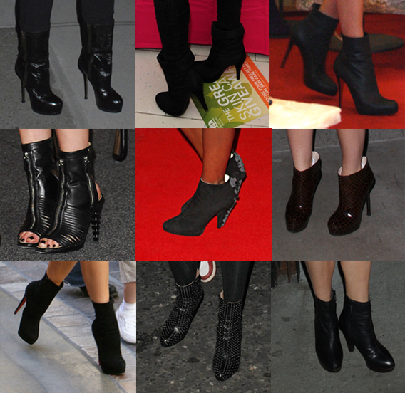 Trend Alert: Ankle Booties!