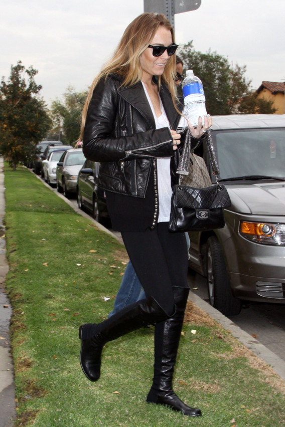 Lindsay Lohan Docs Out
