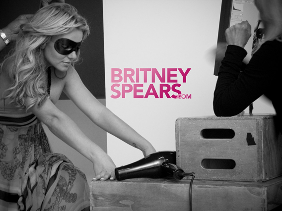 Britney's Rolling Stone Outtakes