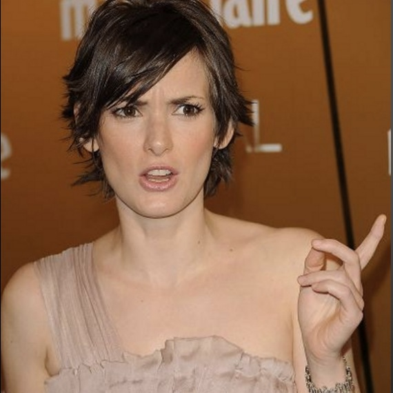 Winona Ryder's Borrowed Jewels Gone Missing
