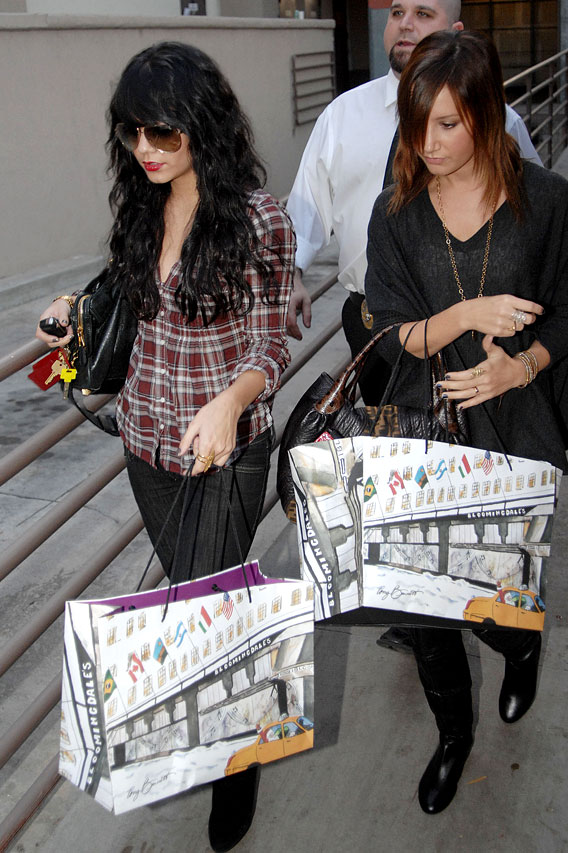 Vanessa Hudgens and Ashley Tisdale: Why So Serious?