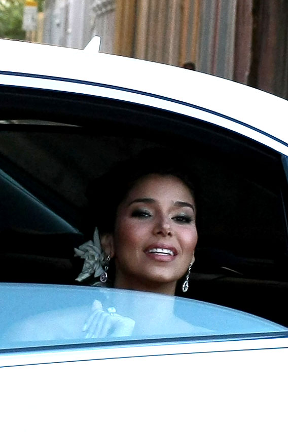 Roselyn Sanchez: One Beautiful Bride