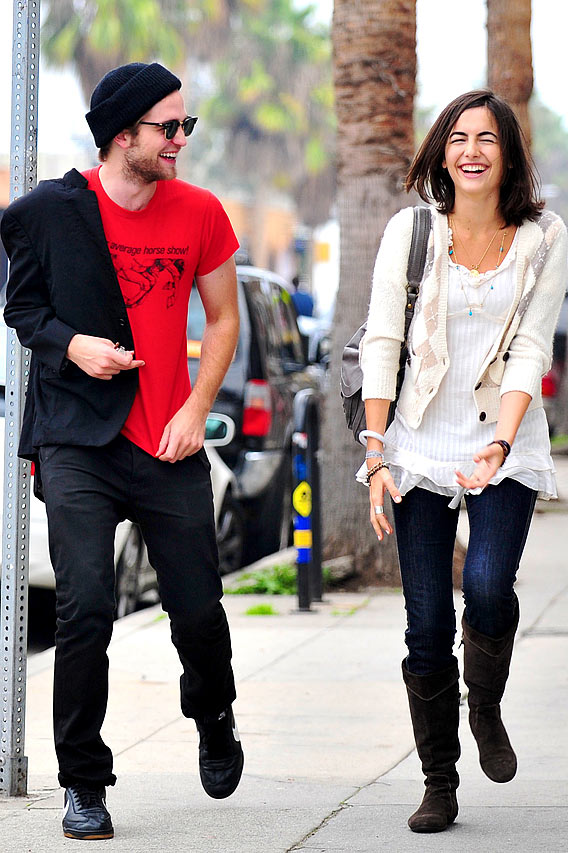 Robert Pattinson and Camilla Belle: Making Beautiful Music?