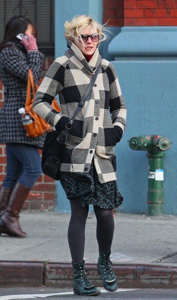 Kirsten Dunst Has a Stalker