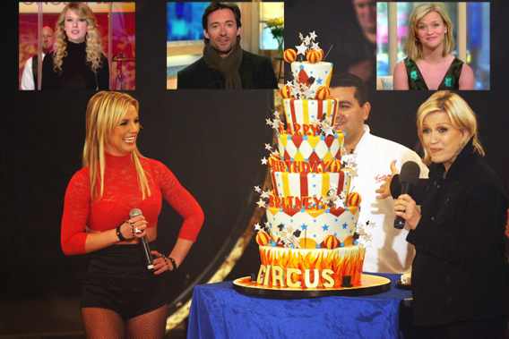 VIDEO: Stars Wish Britney Spears a Happy Birthday