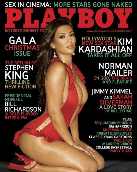 Kim Kardashian: Not Done with 'Playboy'