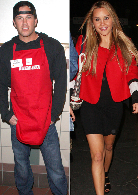 Couple Alert: Amanda Bynes and Doug Reinhardt