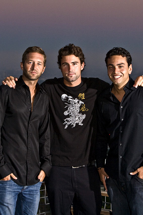 Brody Jenner Prepares to Wow the Gals with 'Bromance'