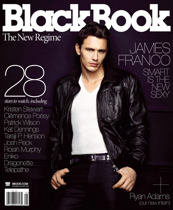 James Franco 'Black's Out