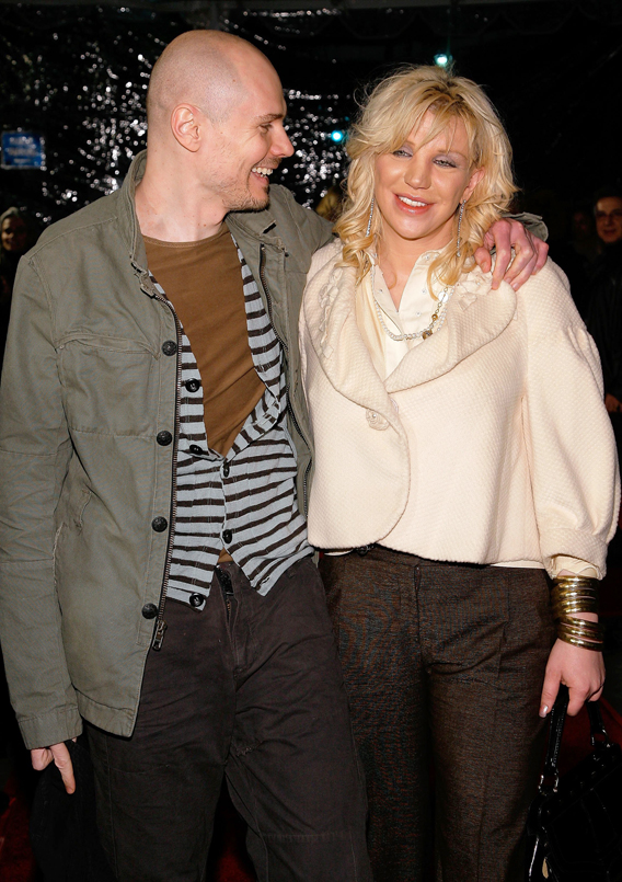 Curious: Courtney Love and Billy Corgan Buds Again?