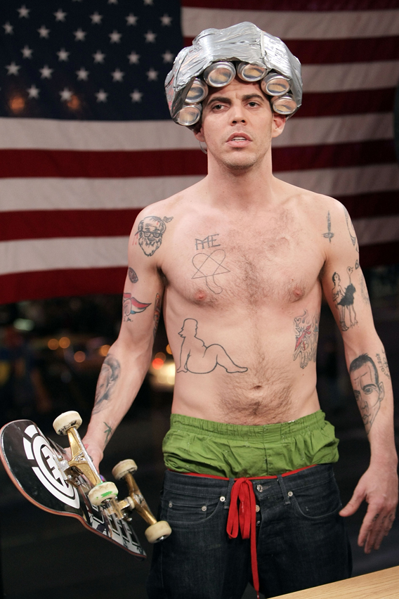 Steve-O: Dancing with the Jackasses?