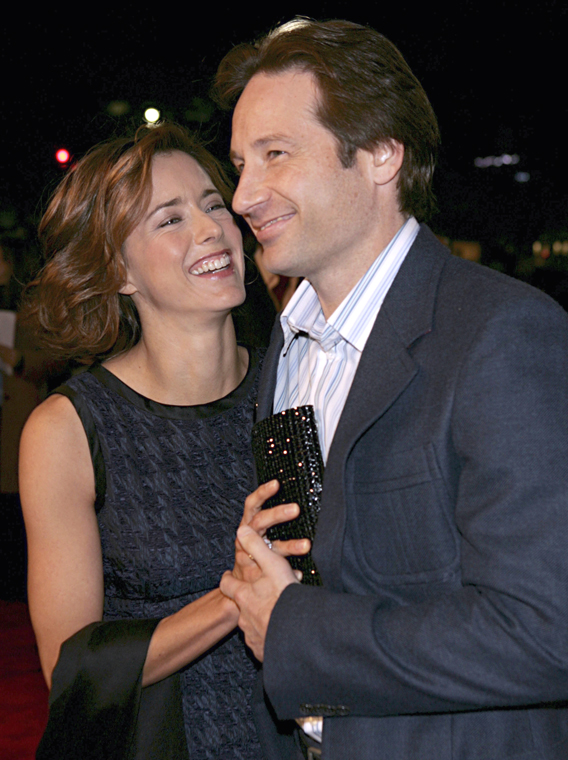 David Duchovny and Téa Leoni: Back Together?