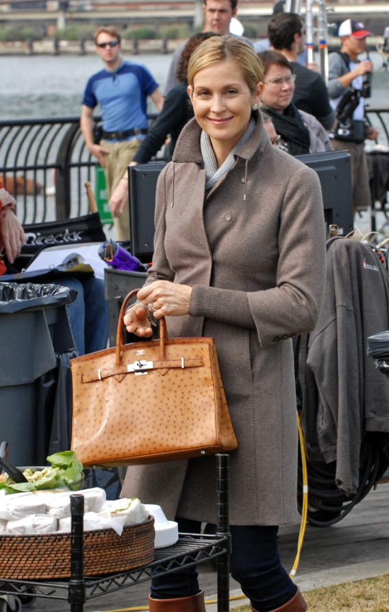 'Gossip Girl' Mom Kelly Rutherford Ready for Baby #2